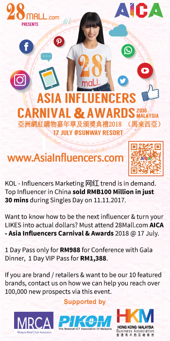 Asia Influencers Carnival & Awards Intro
