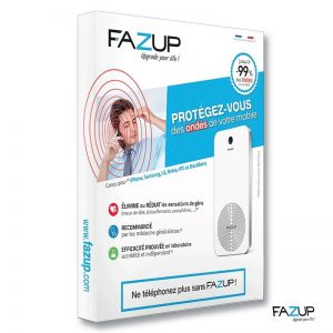 Official Phone AntiRadiation Fazup France